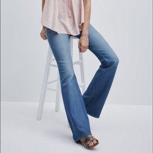 Madewell 'Flea Market' Flare Jeans size 25